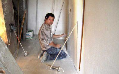 Job ouvriers plafonneurs gyproqueurs