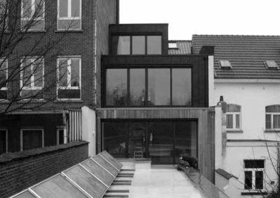 Dereymaeker-Basse énergie—Maison et atelier—Forest-001