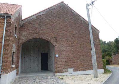 Dereymaeker-Basse énergie—Rénovation grange—Tourinnes La Grosse-009