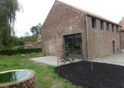Dereymaeker-Basse énergie—Rénovation grange—Tourinnes La Grosse-010