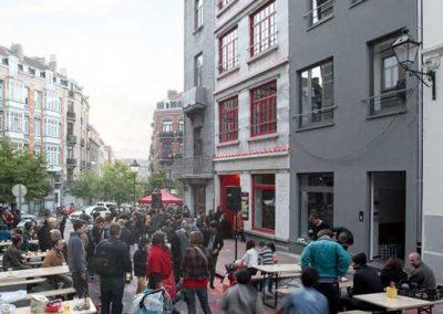 Dereymaeker-Rénnovations—Espace culturel—Saint Gilles-001