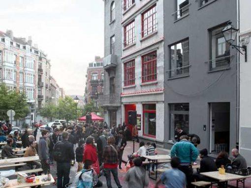 Espace culturel et 3 logements à Saint Gilles