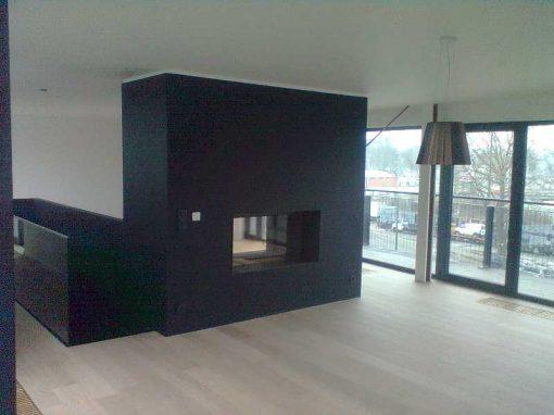 Rénovation d'un loft à Bruxelles