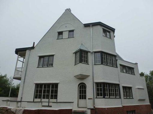 Transformation et rénovation d'une maison unifamiliale à Ixelles