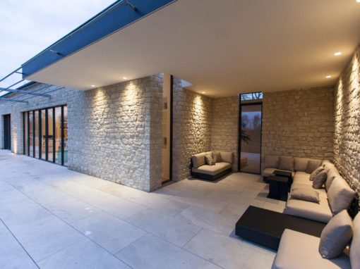 Maison en pierre de Gobertange 2019