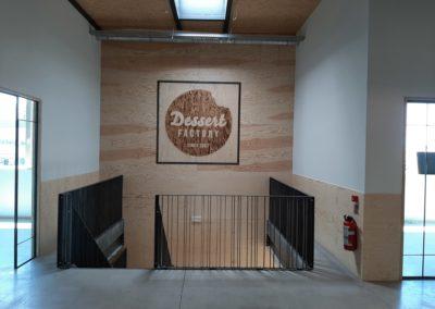 Production en atelier - Dessert 2020